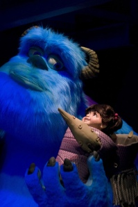 Boo and sulley 1