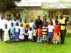 Samuel's kids
