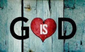GOD Is 'LOVE' - 1 John 4 verses 7-8